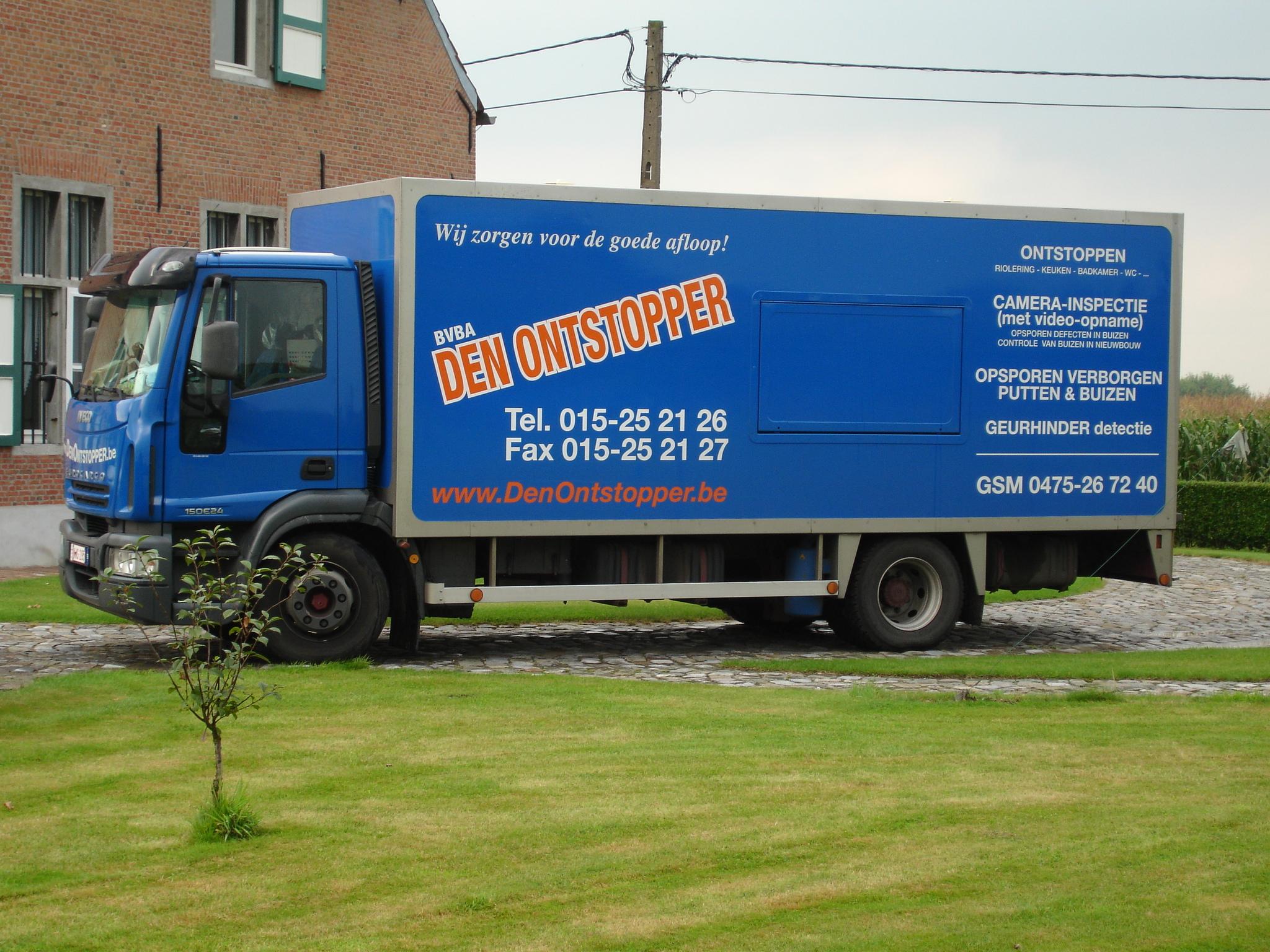 Ontstoppingsdienst De Ontstopper 0475/26 72 40